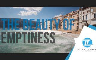 The Beauty of Emptiness - Baška, Krk Island