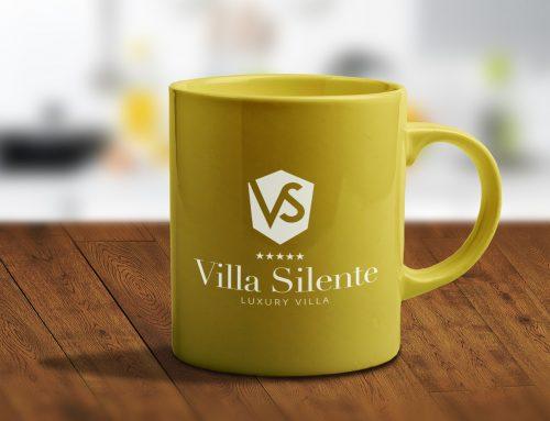 """Izrada logotipa kuće za odmor """"Villa Silente"""" Krk"""