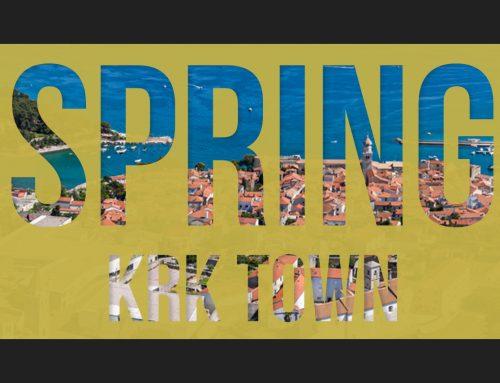 Spring – Krk Town, Krk Island