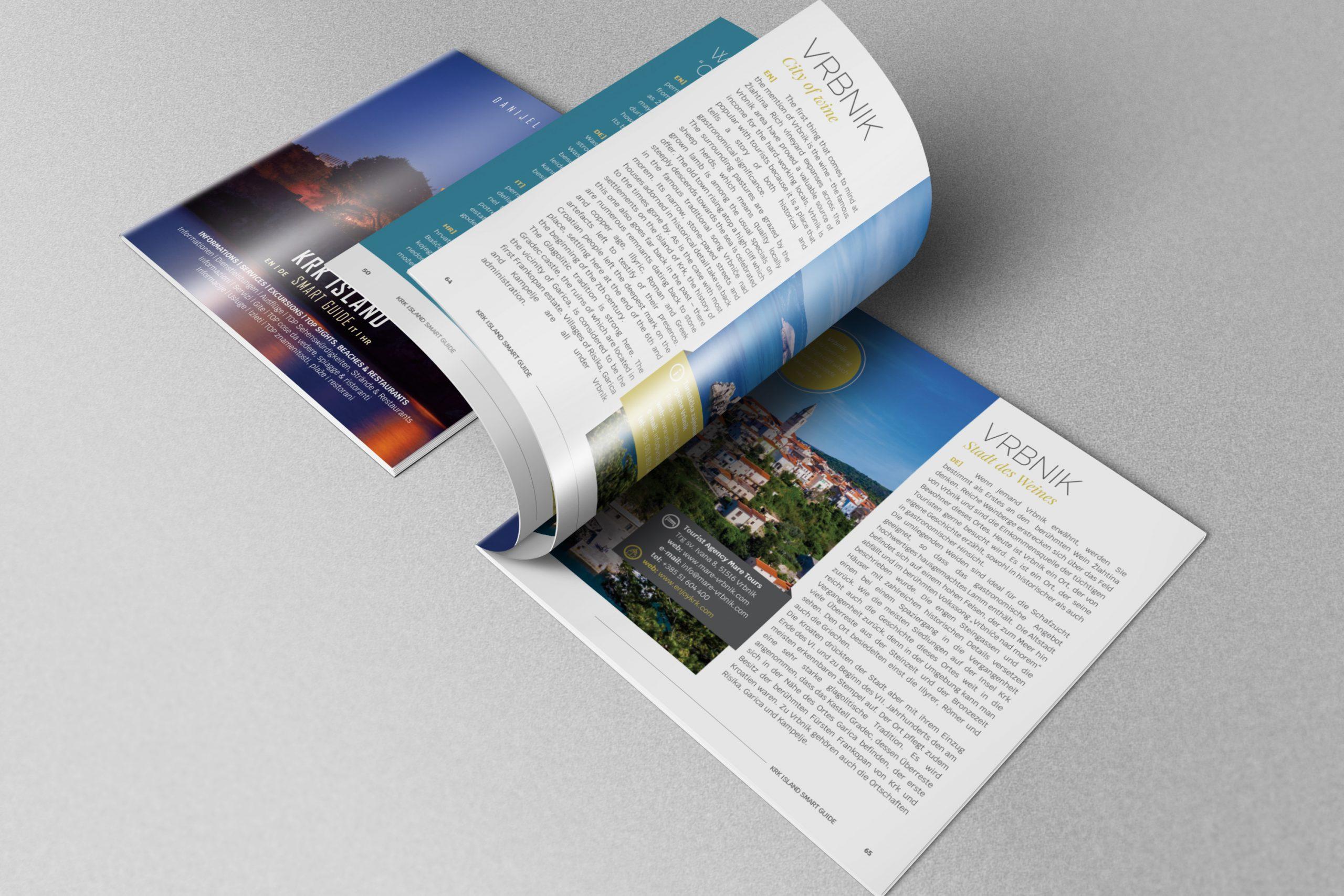 Krk Island Smart Guide